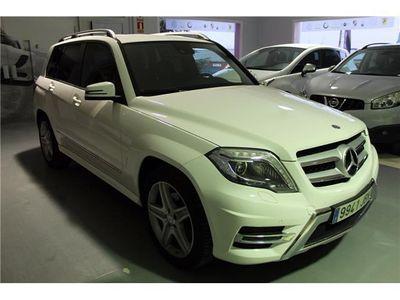 usado Mercedes GLK220 CDI BE AMG