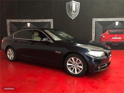 brugt BMW 520 Serie 5 D