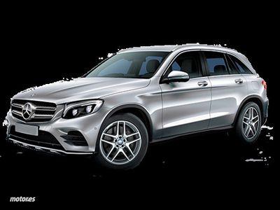 usado Mercedes 220 Clase GLC4 matic AMG