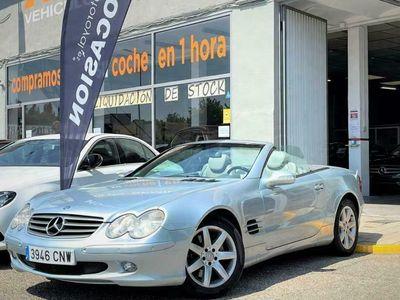 usado Mercedes SL500 CABRIO V8 306CV AUTOMÁTICO