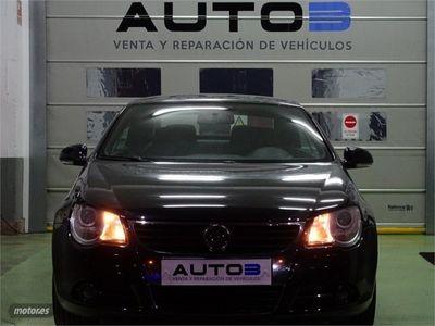 begagnad VW Eos 2.0 TDI DPF 140cv Excellence