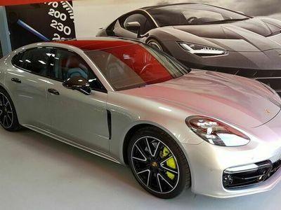 usado Porsche Panamera 4 e-Hybrid 10 Years Edition