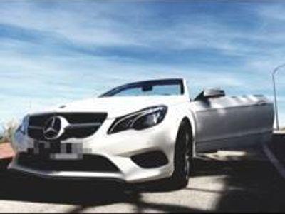 usado Mercedes E350 Cabrio d 9G-Tronic