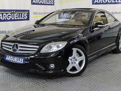 usado Mercedes CL500 AMG 288cv Muy Equipado