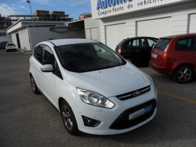 used Ford C-MAX 1.6TDCi Trend 115
