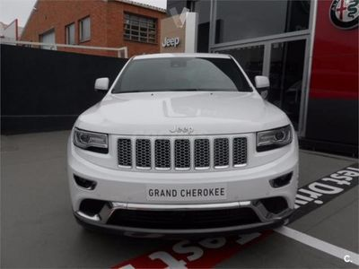 usado Jeep Grand Cherokee 3.0 V6 Diesel Summit 184kw 250cv E6 5p. -17
