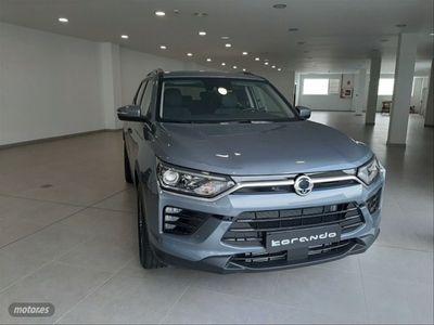 usado Ssangyong Korando D16T Premium