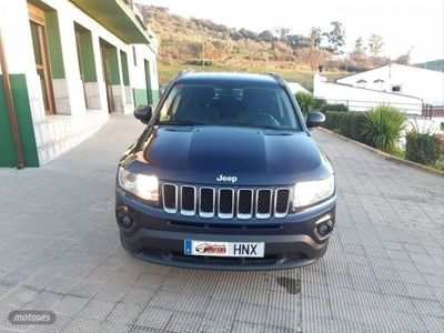 usado Jeep Compass 2.2 CRD Sport 4x4 163 CV