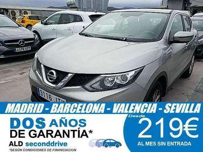 usado Nissan Qashqai 1.5 dCi Acenta 4x2 81 kW (110 CV)