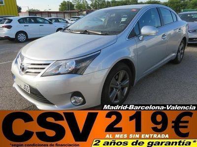 usado Toyota Avensis 150D Advance 105kW (143CV)