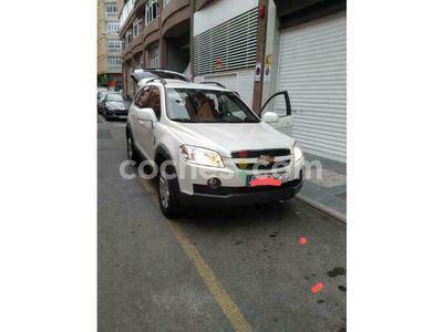 usado Chevrolet Captiva 2.0vcdi Ls7 127 cv en Palmas, Las