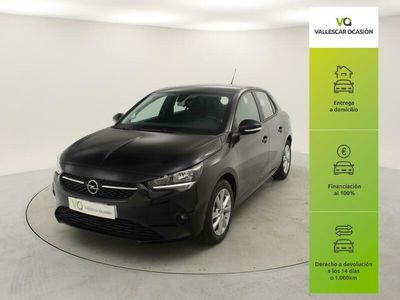 usado Opel Corsa Edition 1.2 XEL MT5 S/S 75 CV (55kW)