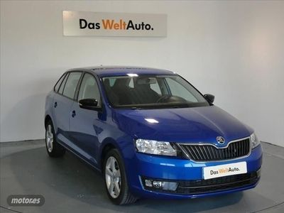 usado Skoda Rapid /Spaceback 1.2 TSI Ambition 66kW