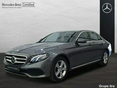 usado Mercedes E220 berlina