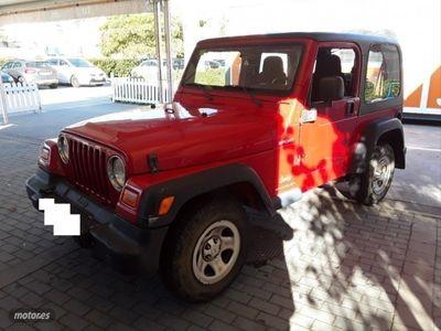 usado Jeep Wrangler 2.4 TR Extreme Sport