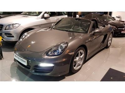 brugt Porsche Boxster 2.7 * TAN SOLO 24.000 km * NACIONAL *
