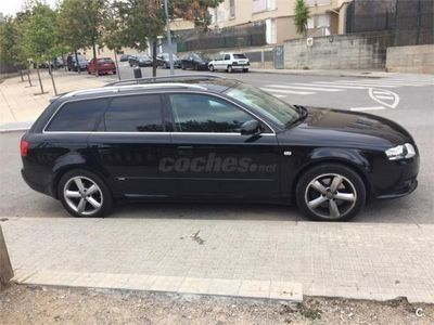 usado Audi A4 Avant 2.0 Tdi 170cv Dpf 5p. -06