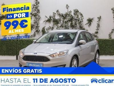 usado Ford Focus 1.6 TI-VCT 92kW PowerShift Trend