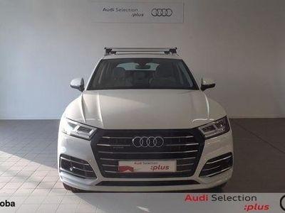 usado Audi Q5 Competition 55 TFSI E quattro 270 kW (367 CV) S tronic Híbrido Electro/Gasolina Negro matriculado el 01/2020