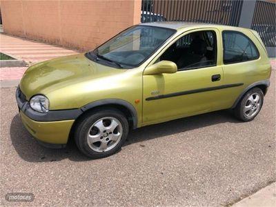 gebraucht Opel Corsa Club 1.7 DI