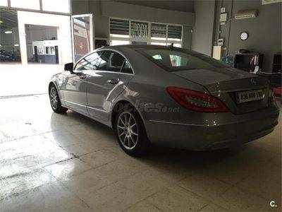 usado Mercedes CLS250 250CDI BE
