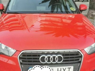 usado Audi A1 Sportback 1.6TDI Adrenalin2 105