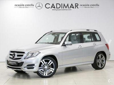 usado Mercedes GLK220 Clase GlkCdi 4m 5p. -13