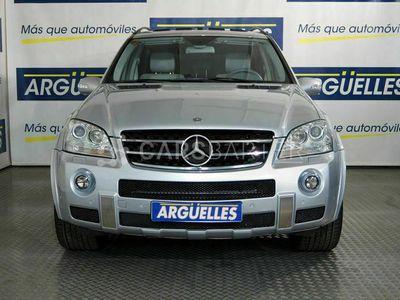 usado Mercedes ML63 AMG ML 63 AMGAMG 510CV AUT 5p