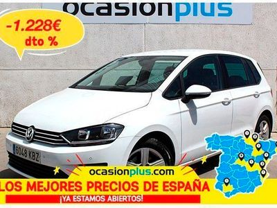 usado VW Golf Sportsvan 1.6TDI CR Advance 85kW
