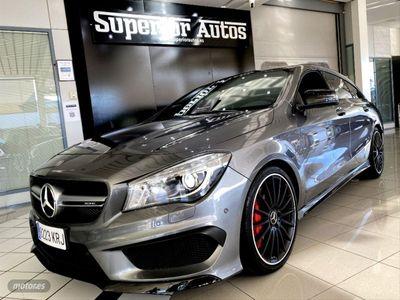 usado Mercedes CLA45 AMG Clase CLA AMG4MATIC