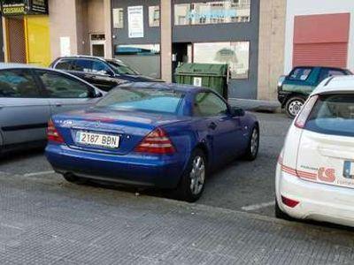usado Mercedes SLK230 K