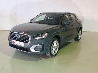usado Audi Q2 1.0 TFSI sport edition 85 kW (116 CV) Gasolina Gris matriculado el 01/2019
