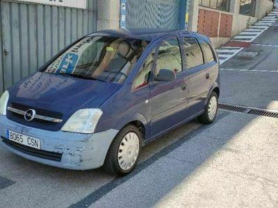 usado Opel Meriva Cosmo 1.6 SE