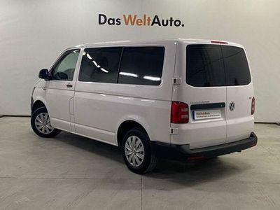 usado VW Transporter Combi Diesel Mixto 2.0TDI SCR BMT 110kW