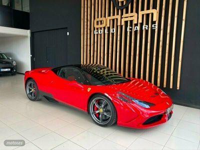 usado Ferrari 458 Italia Speciale