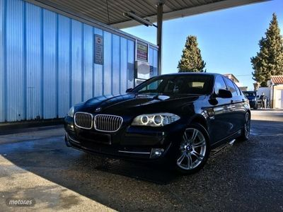 used BMW 530 Serie 5 d F10