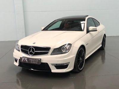 usado Mercedes C63 AMG AMG Performance 487 cv