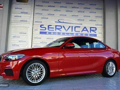 usado BMW 218 Serie 2 i