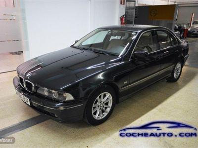 brugt BMW 520 Serie 5 E39