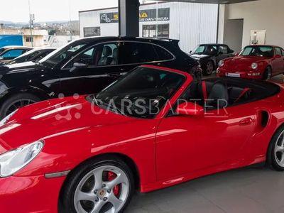 usado Porsche 911 Turbo Cabriolet Turbo Cabrio