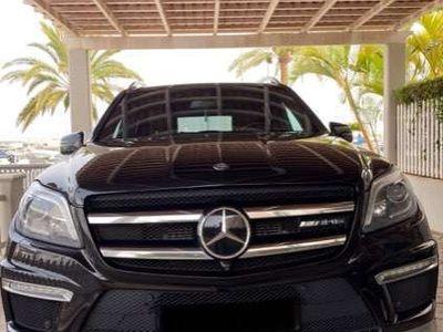 usado Mercedes GL63 AMG AMG Clase X166 Aut.