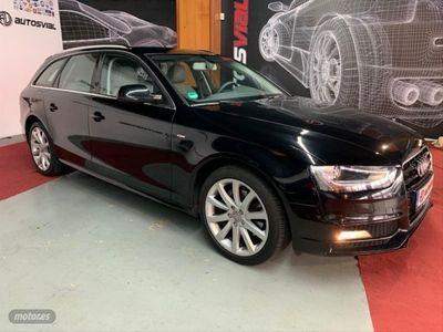 usado Audi A4 Avant 2.0 TDI 177 multitr S line edition
