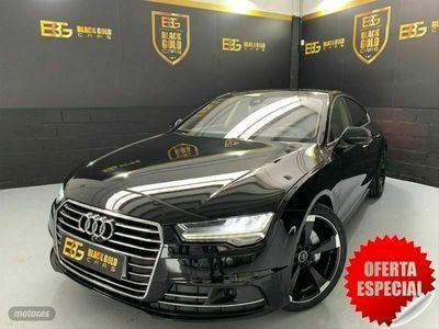 usado Audi A7 Sportback 3.0 TDI 218CV ultra S tron