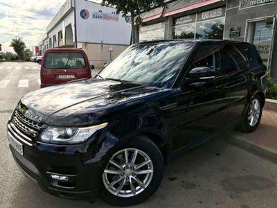 usado Land Rover Range Rover Sport 3.0TDV6 SE Aut. OCASION NACIONAL LIBRO IMPECABLE