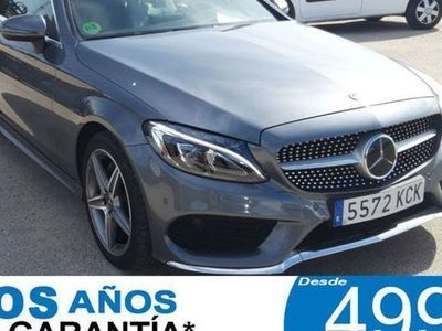 usado Mercedes 200 Clase C Coupé7G-Tronic