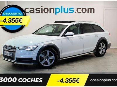 usado Audi A6 Allroad 3.0 TDI 272CV quattro S tron Advanced ed
