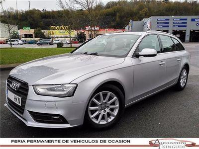 usado Audi A4 Avant 2.0TDI DPF 136 NACIONAL