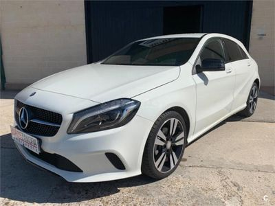 used Mercedes A200 d 7G-DCT