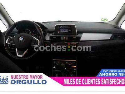 usado BMW 220 Gran Tourer Serie 2 da Xdrive 190 cv en Madrid