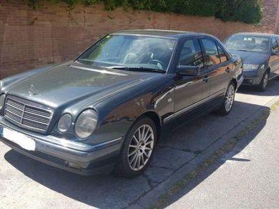 brugt Mercedes E320 Clase